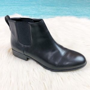 Franco Sarto Embry Chelsea Boots Vegan Leather